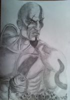 Kratos by DanloS