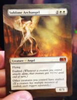 Sublime Archangel - Alter art by TomGreystone