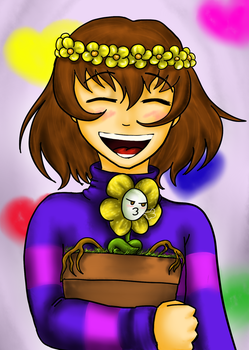 Frisk by NailahOtter