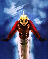 The Rocketeer by MistyTang