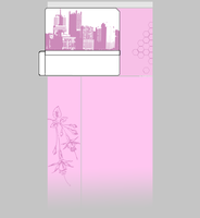 Some Pink BG by xHyperIntuition