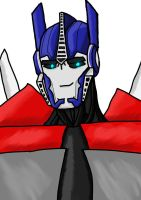 TFP Optimus Prime by PurrV