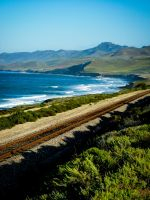 California Coastal Rail by jezebel144