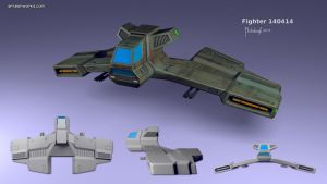 fighter concept 140414 by dm3da