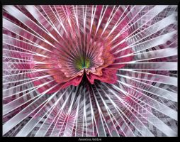 The Roses of Synth by AmorinaAshton