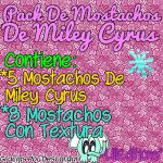 Pack De Mostachos! by LylyEditions