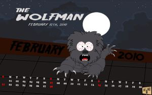 Wolfman by GTR26