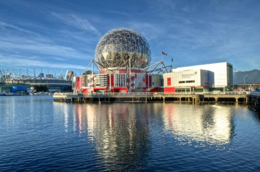 Telus World of Science Vancouver by Mongolian12