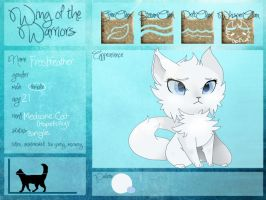 Wing of the warriors:: Frostfeather by Classidy
