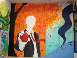 Faceless in the wall finish by Bohlen