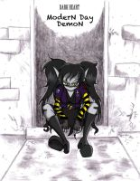 Modern Day Demon by Piddies0709