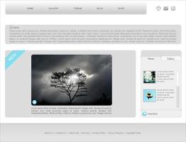 White Portfolio by FlowGraphic by FlowGraphic