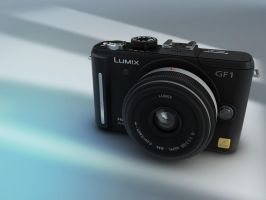 Panasonic GF1 by xrecent