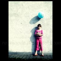 baloon.girl by RedMagda