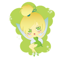 Tinkerbell by OxIDaisy