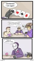 TF2- Pokerface by Crystal124