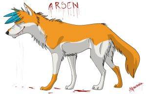 Arsen the Assasisn by AriaDog