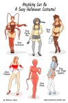 Sexy Halloween Costumes by Gyno-Star