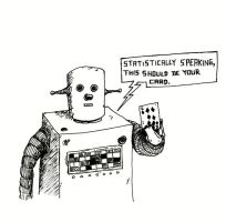 Robot Magicians Really Blow by oh-the-humanatee