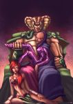 Serpentor Pithona Scarlett by cric