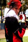 Shadow the Hedgehog Cosplay WIP by collogethecat