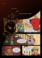 Under the Skin: Page 82 by ColacatintheHat