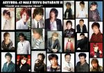Aeiyrra-42 Male Seiyuu Database II by Aeiyrra-42