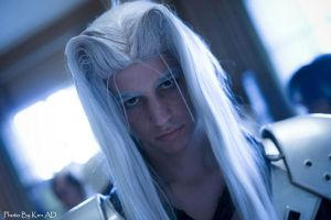 More EXPcon Sephiroth by DartFeld