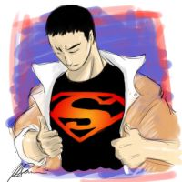 superboy by cmico2