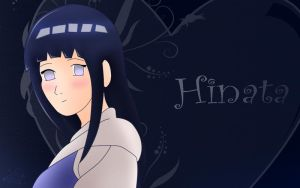 Hinata wallpaper by elicoronel16