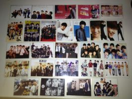 My Kpop Photocards Collection by KpopGurl