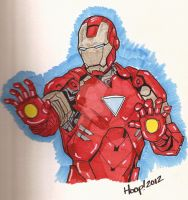 The Avengers: Iron Man by twigstudios