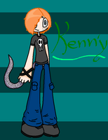 Kenny Request Colored by SalemTheCat23