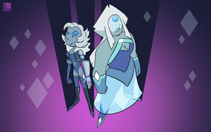 The cold gems by TheRedJoker351