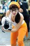 Hipster Chell Cosplay- 02 by Ryzie42