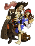Best Pirates by BoscoloAndrea