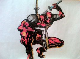 Deadpool by matt123chez