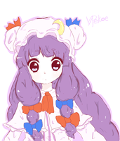 Wow such Patchy by pekoe-pekoe
