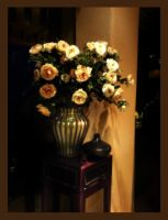 Flowers of Gold by naini