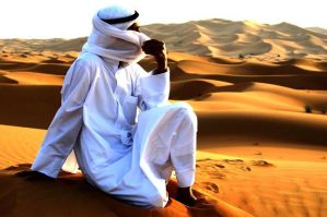 Bedouin thoughts by BidWiya