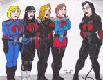 Baroness' Army by Crash2014