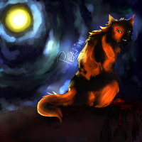 Bane of ThunderClan: Hollowgaze by Pearin