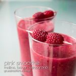pink smoothie by Pokakulka