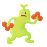 Type Collab: Sudowoodo by Shadyserpent269