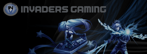 Facebook Timeline - Invaders Gaming by angelarcanine