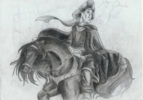 judge claude frollo by stealingdreams