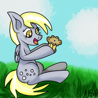 stream request: Derpy by WolfyOmega