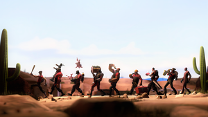 (TF2) March of the Mercs by chunkyboi