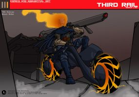 TRDL - Ghost Rider Redesign by TRDLcomics