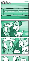 Silly Lyra - Back On Track by Dori-to